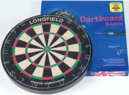 Longfield wedstrijd Tijdelijke actie